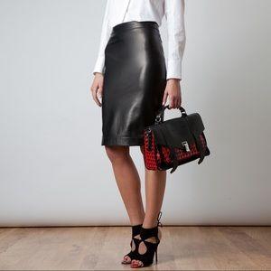 Dresses & Skirts - Lamb skin skirt
